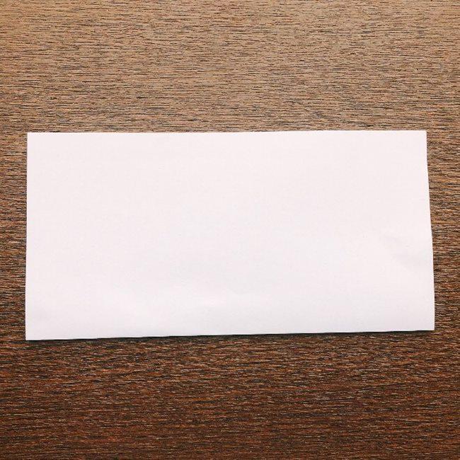 すみっこ*おばけの折り紙【折り方・作り方】