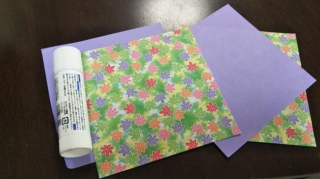 折り紙のリース|4枚でつくる壁飾りはおしゃれなのに簡単♪