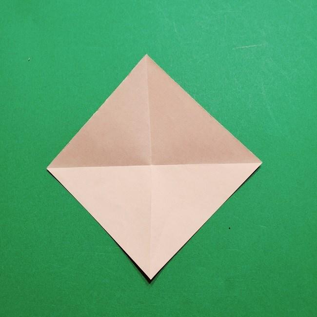 【1月】折り紙のお正月リースの作り方 (4)
