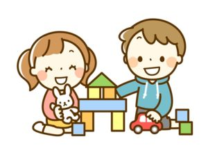子供が遊べるキッズスペース
