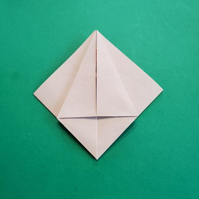 折り紙の【祝い鶴】の折り方(折り図) (11)