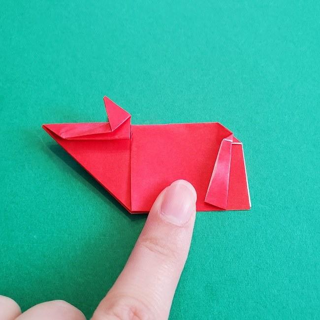 折り紙の牛の折り方は簡単♪作り方は?