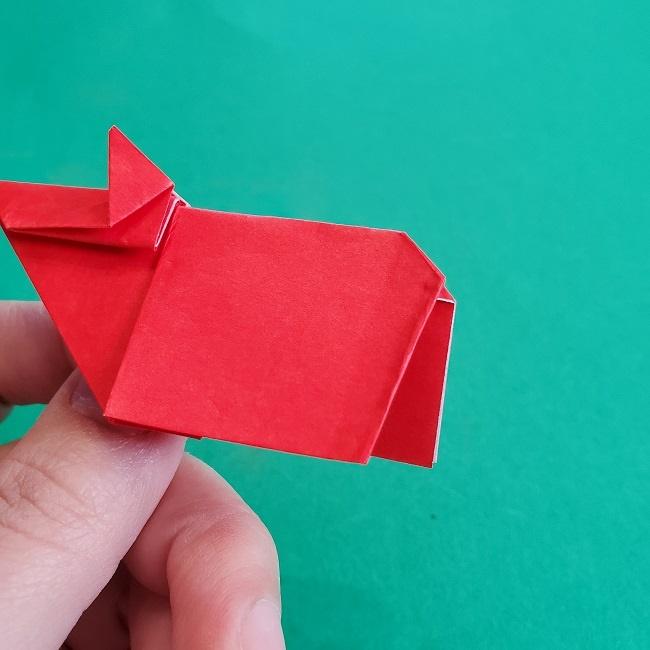 折り紙の牛の折り方は簡単♪作り方は? (24)