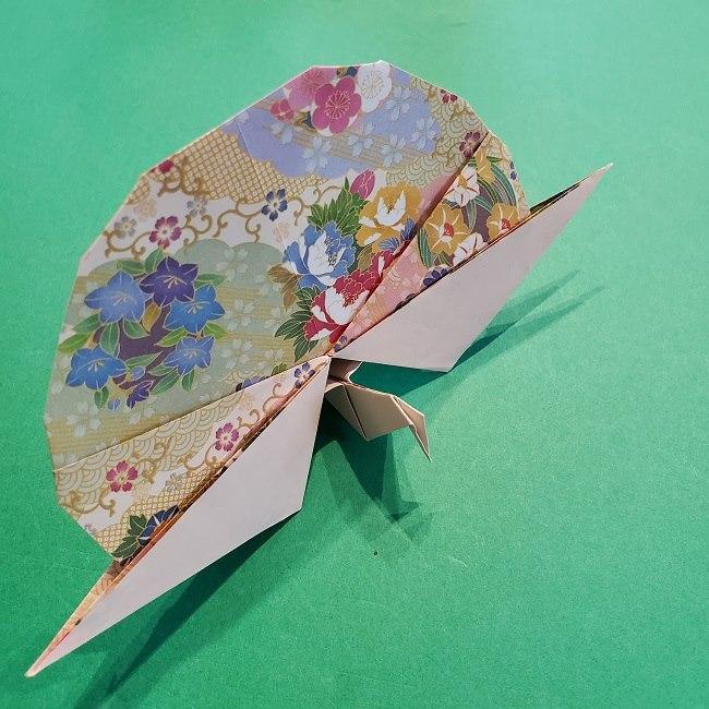 折り紙の祝い鶴の折り方を折り図つきで紹介!立体的で華やかなおりがみ♪