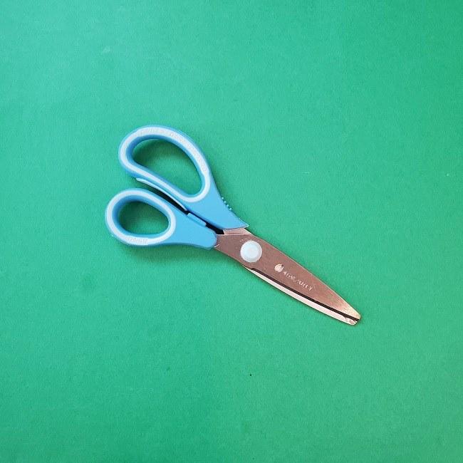 羽子板の製作(折り紙)用意するもの・道具