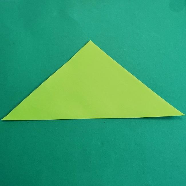 門松の折り紙:子どもとつくった折り方を紹介 (2)