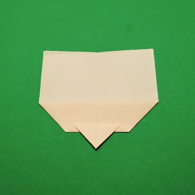 きめつの刃の折り紙『ねずこ』の折り方・作り方