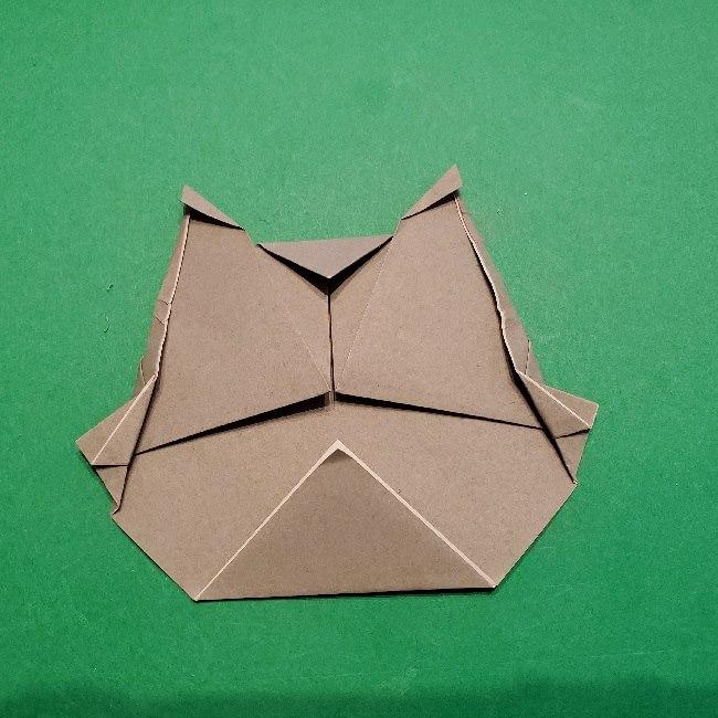 嘴平(はしびら)伊之助の折り紙・作り方