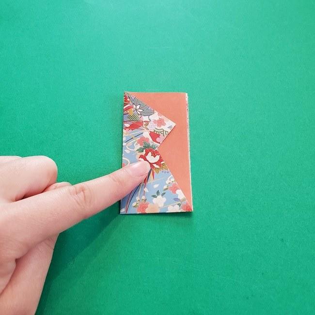 1月の折り紙【羽子板】の折り方・作り方 (12)