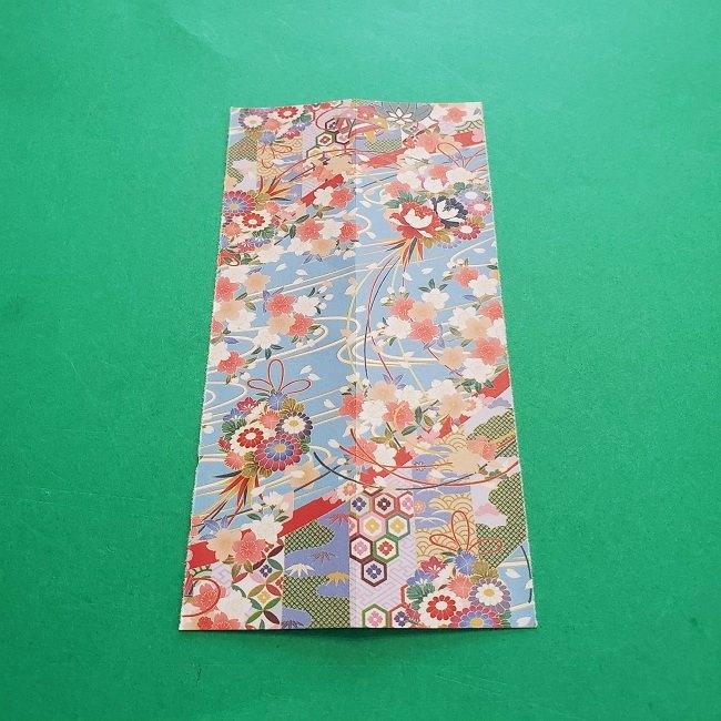 1月の折り紙【羽子板】の折り方・作り方 (5)