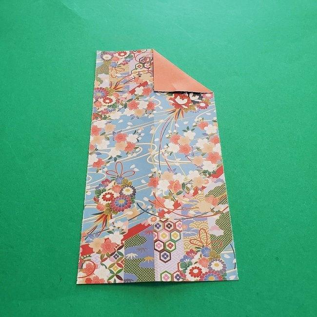 1月の折り紙【羽子板】の折り方・作り方 (6)