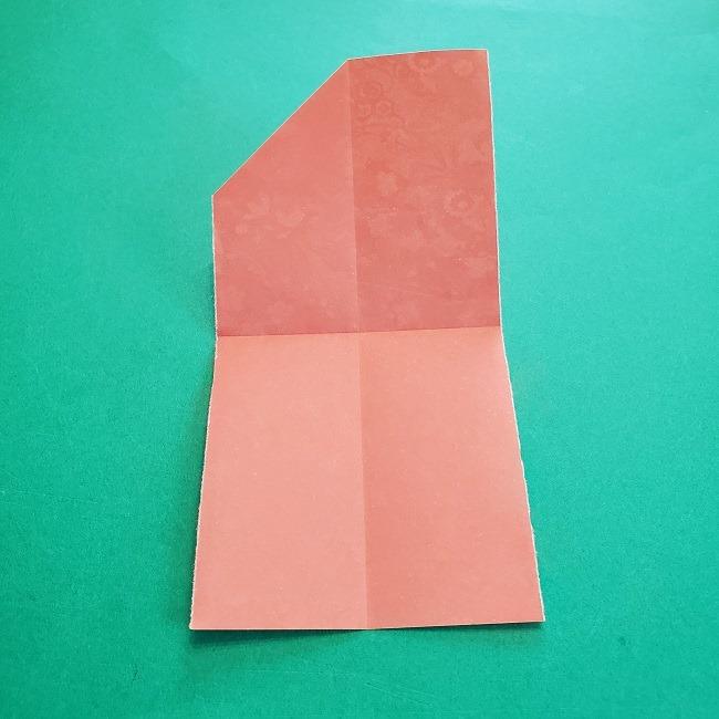 1月の折り紙【羽子板】の折り方・作り方 (9)