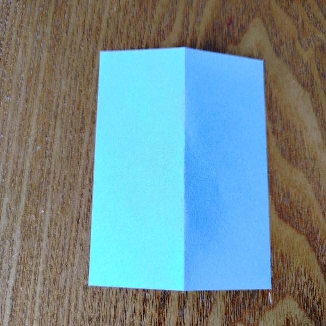 いわしの折り方 (3)