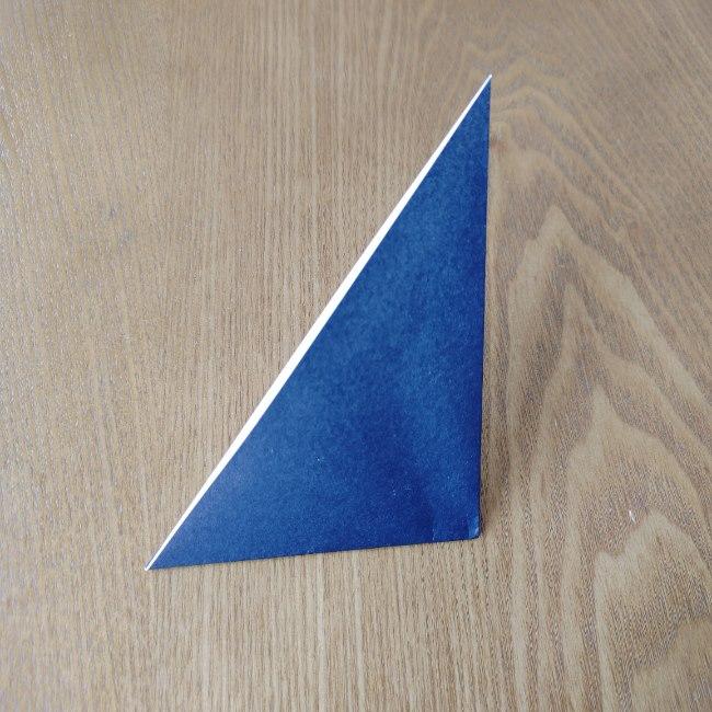おたふくの折り紙 簡単な折り方 (3)