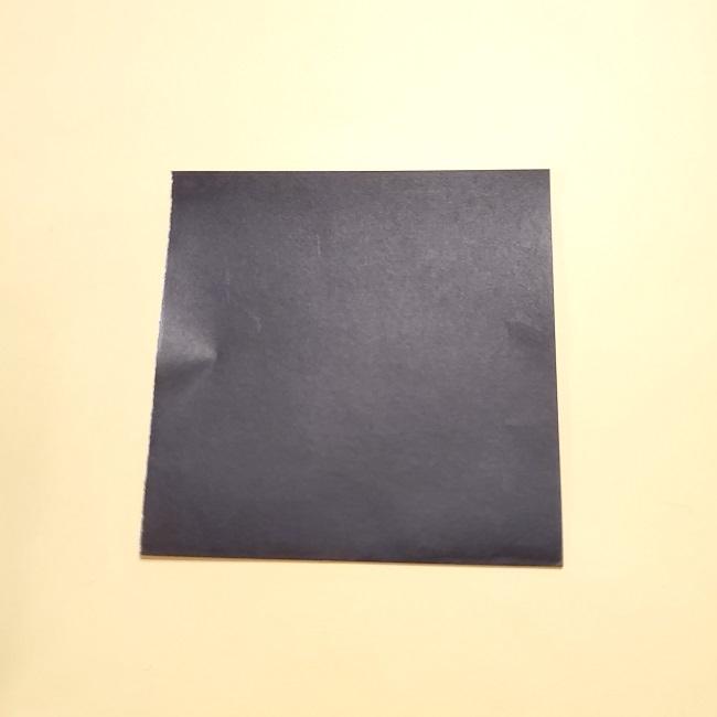 きめつのやいばの折り紙【いぐろおばない(伊黒小芭内)】作り方 (16)