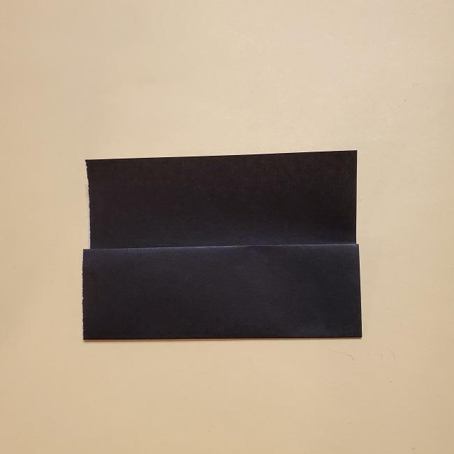 きめつのやいばの折り紙【いぐろおばない(伊黒小芭内)】作り方 (17)