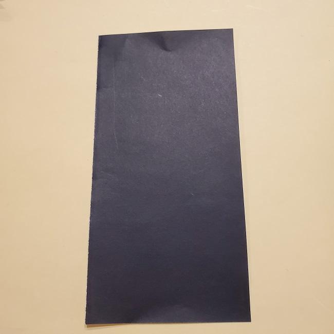きめつのやいばの折り紙【いぐろおばない(伊黒小芭内)】作り方 (25)