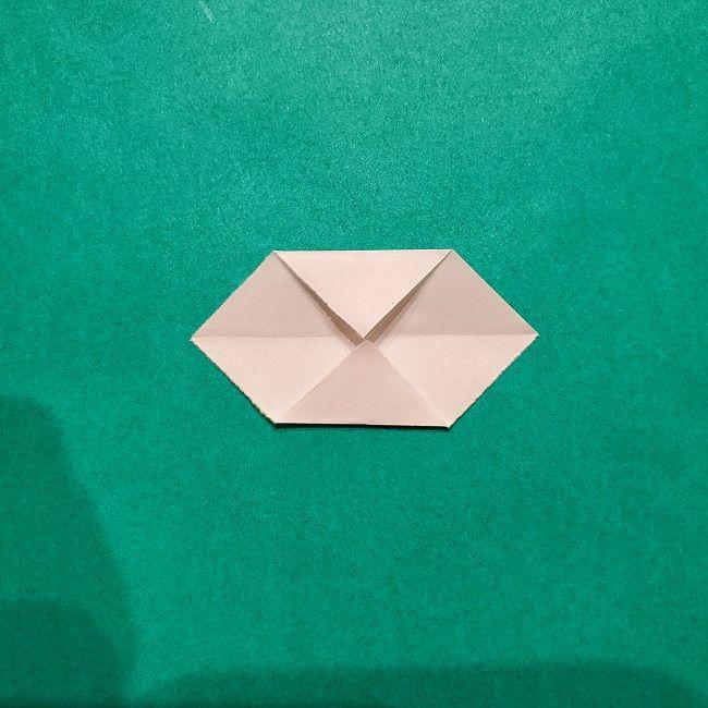 きめつのやいばの折り紙【いぐろおばない(伊黒小芭内)】作り方 (54)