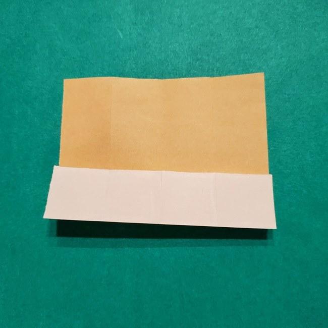 きめつのやいばの折り紙【いぐろおばない(伊黒小芭内)】作り方 (7)