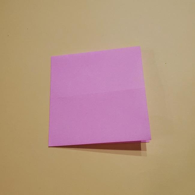 きめつのやいばの折り紙 みつりの折り方 (10)