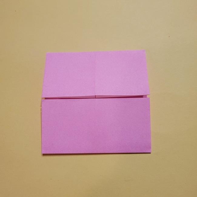 きめつのやいばの折り紙 みつりの折り方 (12)