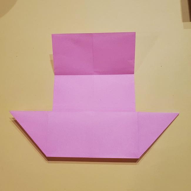 きめつのやいばの折り紙 みつりの折り方 (15)