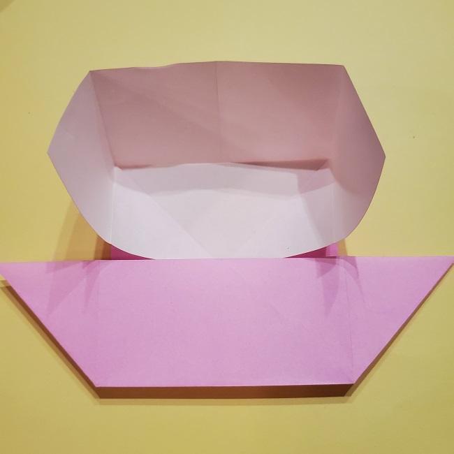 きめつのやいばの折り紙 みつりの折り方 (16)