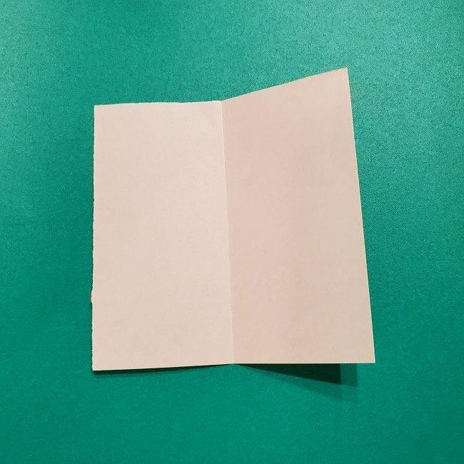 きめつのやいばの折り紙 みつりの折り方 (3)