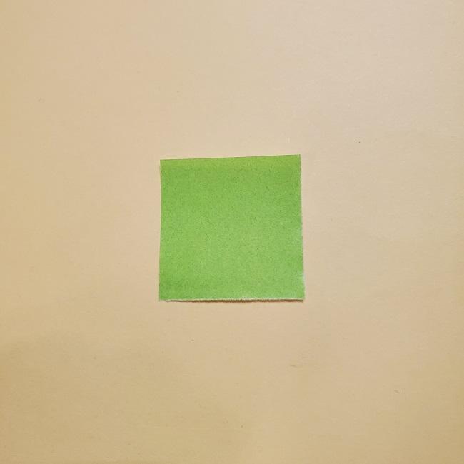 きめつのやいばの折り紙 みつりの折り方 (35)
