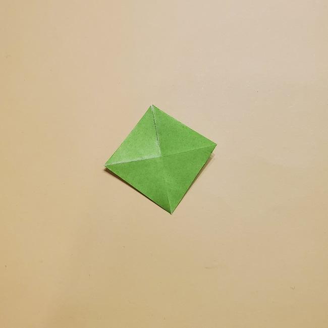 きめつのやいばの折り紙 みつりの折り方 (37)