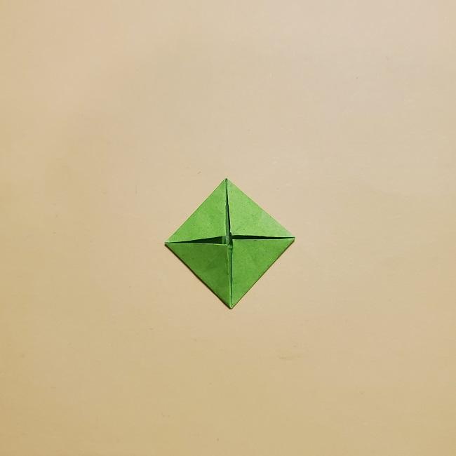 きめつのやいばの折り紙 みつりの折り方 (38)