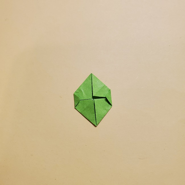 きめつのやいばの折り紙 みつりの折り方 (39)