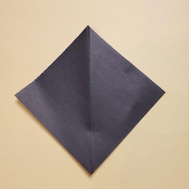 きめつのやいばの折り紙 みつりの折り方 (47)
