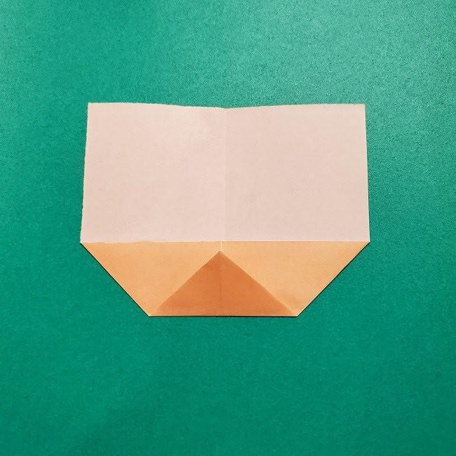 きめつのやいばの折り紙 みつりの折り方 (5)