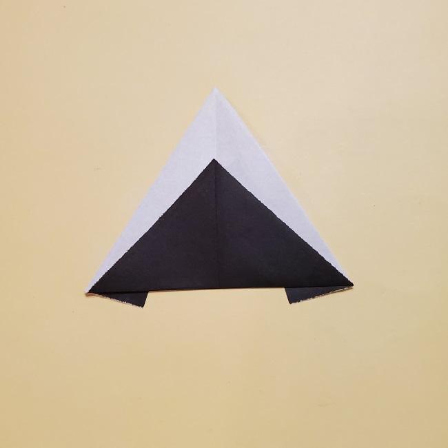 きめつのやいばの折り紙 みつりの折り方 (50)