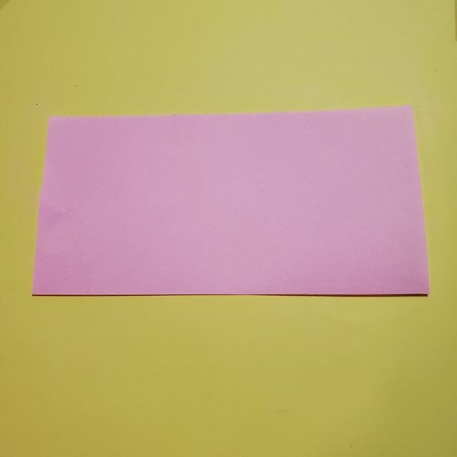 きめつのやいばの折り紙 みつりの折り方 (7)