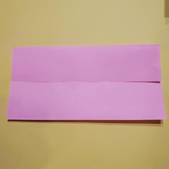 きめつのやいばの折り紙 みつりの折り方 (9)