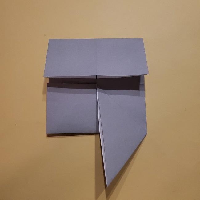きめつのやいばの折り紙 宇髄天元(うずいてんげん)の折り方作り方 (17)
