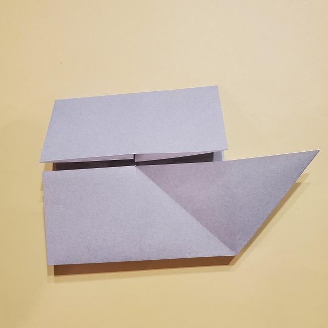 きめつのやいばの折り紙 宇髄天元(うずいてんげん)の折り方作り方 (18)