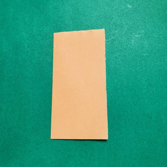 きめつのやいばの折り紙 宇髄天元(うずいてんげん)の折り方作り方 (2)
