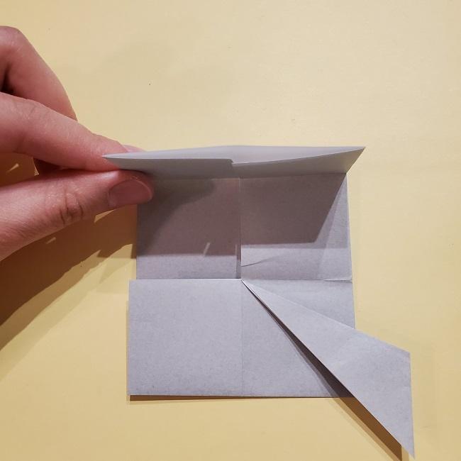 きめつのやいばの折り紙 宇髄天元(うずいてんげん)の折り方作り方 (20)