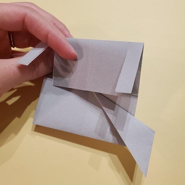 きめつのやいばの折り紙 宇髄天元(うずいてんげん)の折り方作り方 (21)