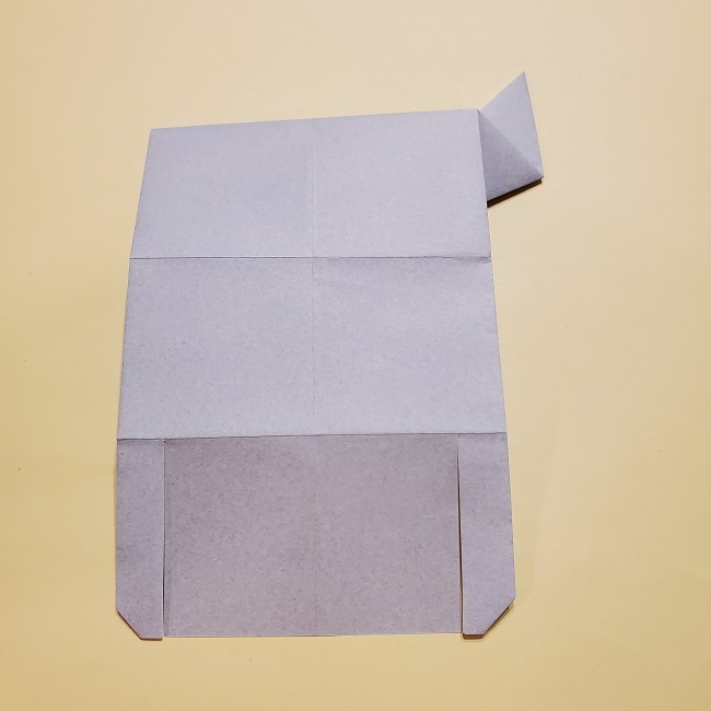 きめつのやいばの折り紙 宇髄天元(うずいてんげん)の折り方作り方 (25)