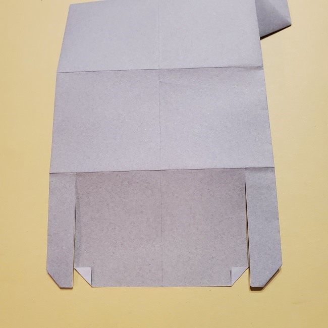きめつのやいばの折り紙 宇髄天元(うずいてんげん)の折り方作り方 (26)