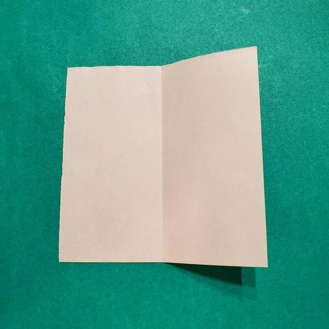 きめつのやいばの折り紙 宇髄天元(うずいてんげん)の折り方作り方 (3)