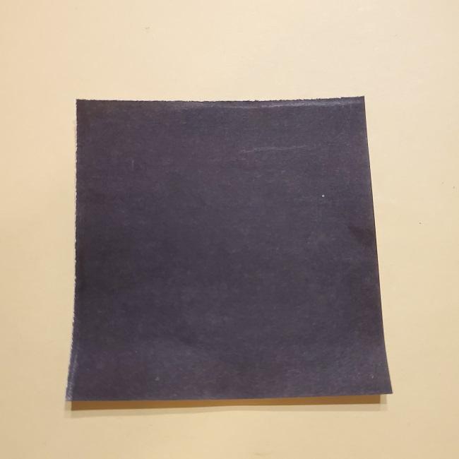 きめつのやいばの折り紙 宇髄天元(うずいてんげん)の折り方作り方 (38)