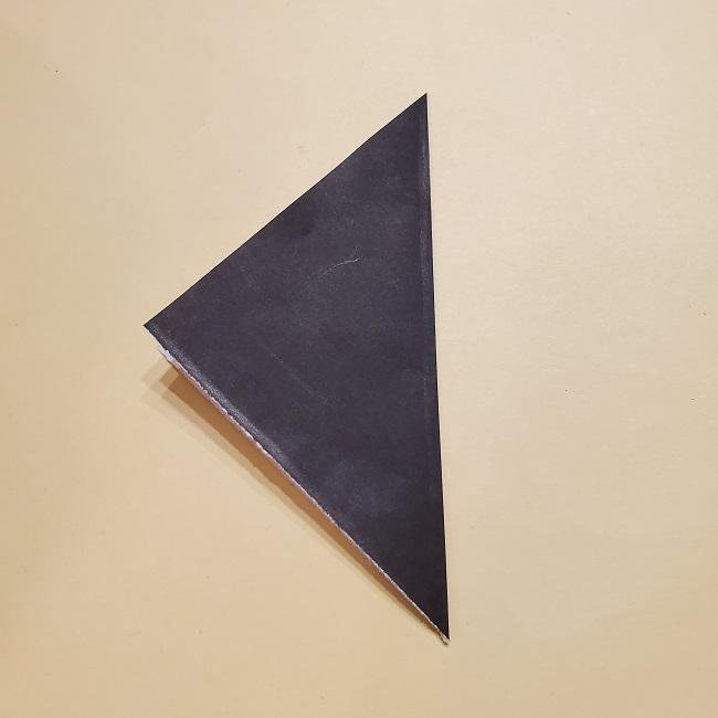 きめつのやいばの折り紙 宇髄天元(うずいてんげん)の折り方作り方 (39)
