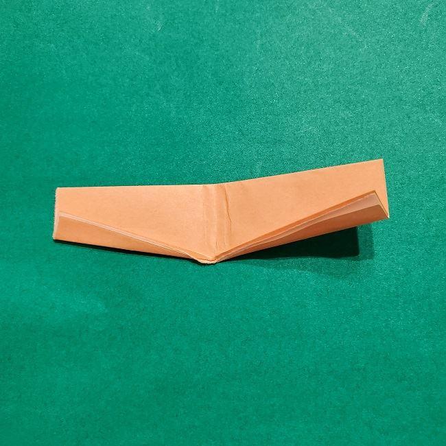 きめつのやいばの折り紙 宇髄天元(うずいてんげん)の折り方作り方 (49)