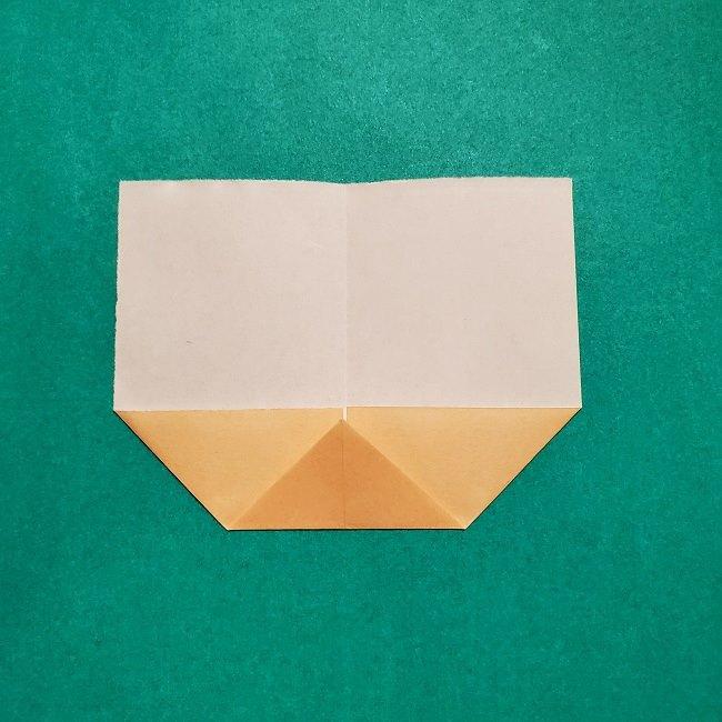きめつのやいばの折り紙 宇髄天元(うずいてんげん)の折り方作り方 (5)