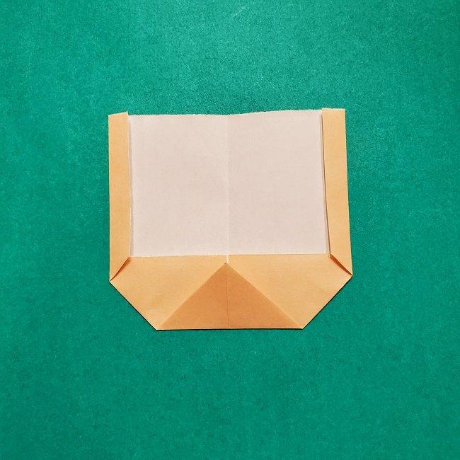きめつのやいばの折り紙 宇髄天元(うずいてんげん)の折り方作り方 (6)